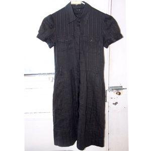 Black Work Dress by Theory